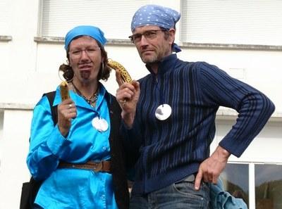 Les pirates de l'Yonne en pique-nique !