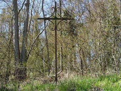 Croix de Bressan 'Notre Dame des scapulaires' à Champvallon