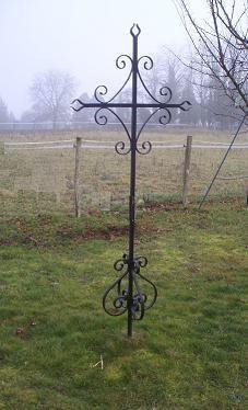 Croix de Volgré (propriété privée)