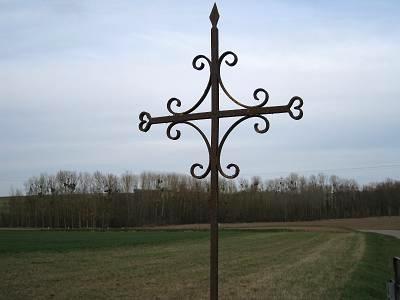 Croix de Saint Martin, route Epineau, Neuilly