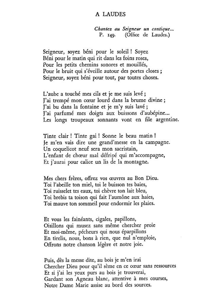 Poèmes De Marie Noël 16 Paroisse Saint Germain Dauxerre