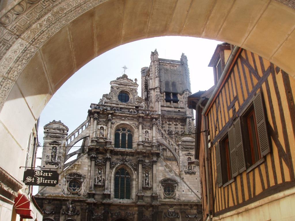 Saint-Pierre — 16. Paroisse Saint-Germain d'Auxerre